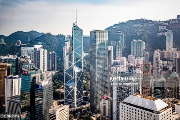 central, hong kong - hongkong stock-fotos und bilder