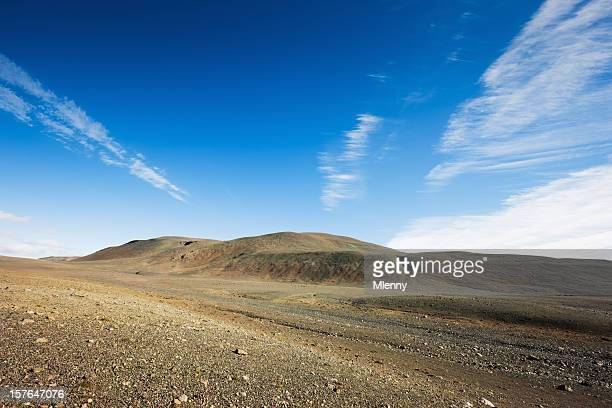 Central Iceland Highlands Landscape