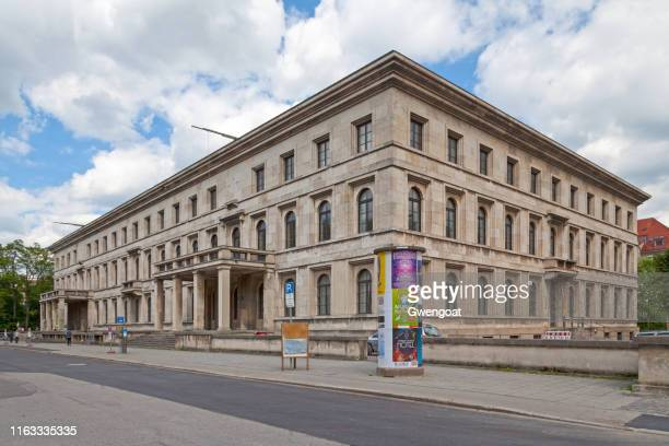 central institute for art history in munich - gwengoat stock pictures, royalty-free photos & images