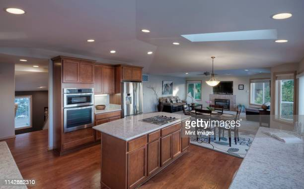 World S Best Open Concept Kitchen Stock Pictures Photos