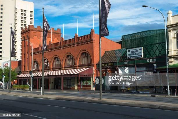 Central Market building, Adelaide, South Australia.