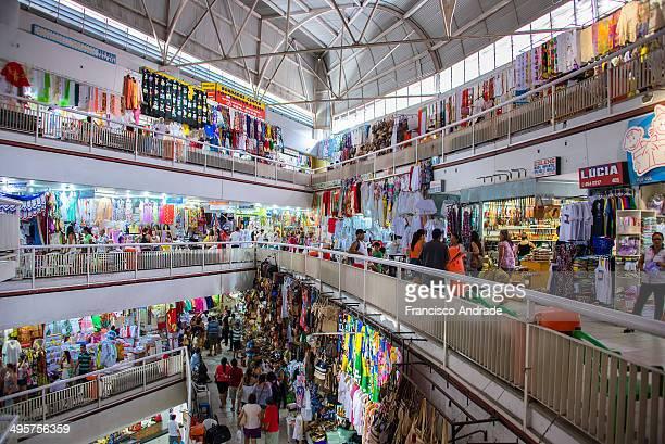 Central Market Fortaleza Ceara Brazil crafts clothes