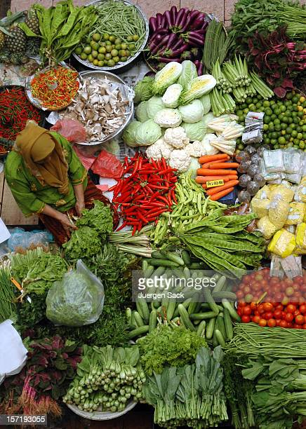 Central Market - Muslim woman