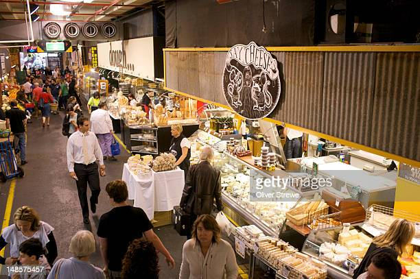 central market. - adelaide stock pictures, royalty-free photos & images