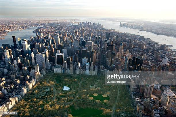 Central Park in New York City, USA