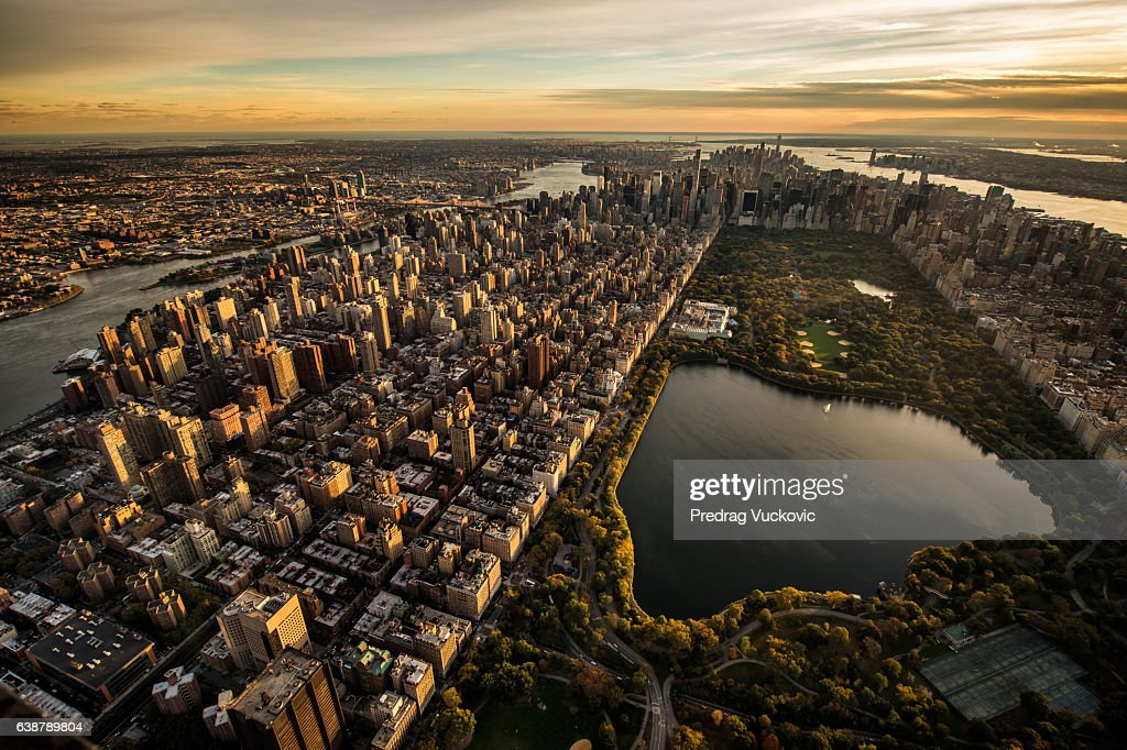 Central Park in New York : Stock Photo