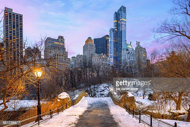 Central Park, New York City, New York, America