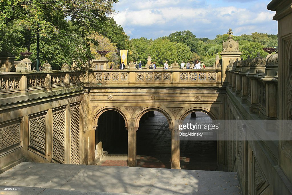Central Park, New York City. : Stock Photo