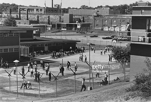 Central Prison in Raleigh North Carolina 23rd October 1988