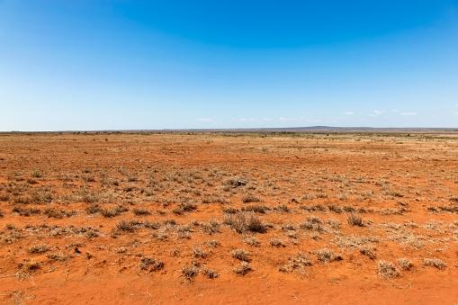 Central Queensland Landscape - Queensland Australia 1071264816