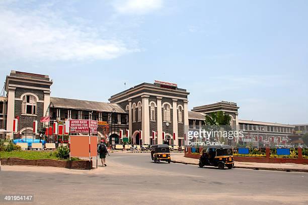 central railwaystation,thiruvananthapuram - thiruvananthapuram stock photos and pictures