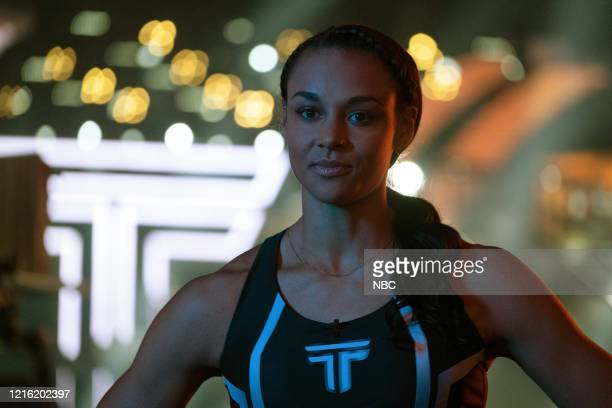 GAMES Central Region 2 The Rock Meets Doc Thor Episode 203 Pictured Chantae McMillan