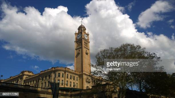 Central Station clock tower
