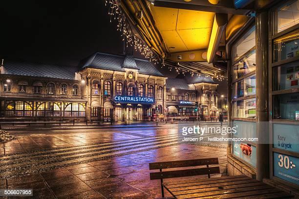 central station gothenburg - ヨーテボリ ストックフォトと画像