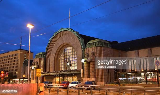 、ヘルシンキ中央駅