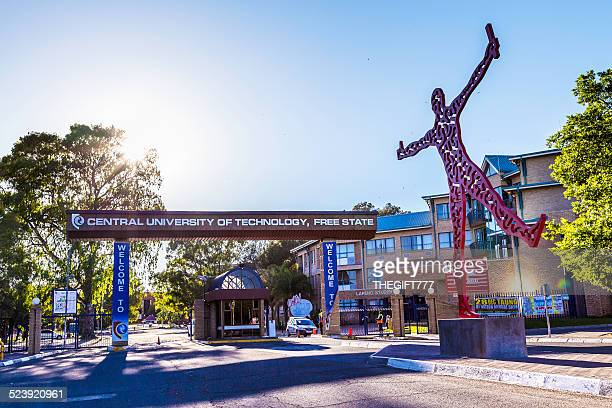 Central university of technology in Bloemfontein