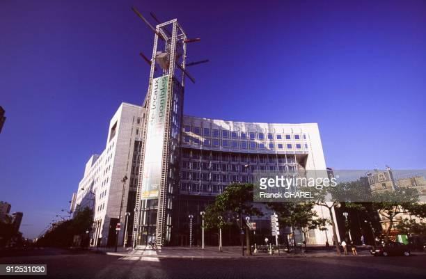 Centre commercial 'Italie 2' sur la place d'Italie a Paris France