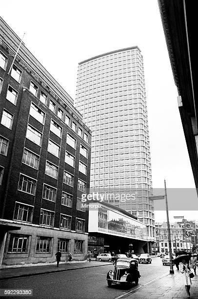 Centre Point 101103 New Oxford Street Cambridge Circus London 4th May 1967