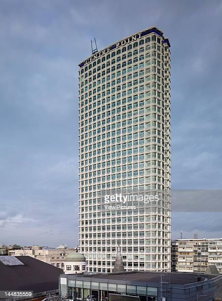 Centre Point New Oxfordstreet London Wc1 United Kingdom Architect Richard Seifert CentrePoint|Richard Seifert|Overall View