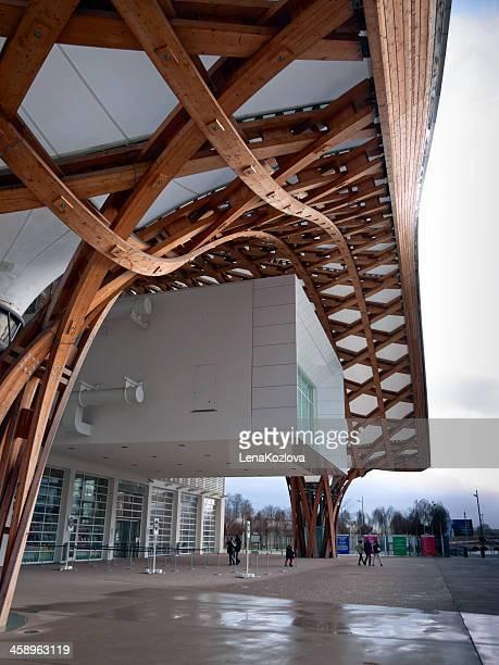 Centre Pompidou, Metz, Frankreich