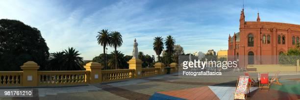 Centro Cultural Recoleta terrace, Buenos Aires, Argentina