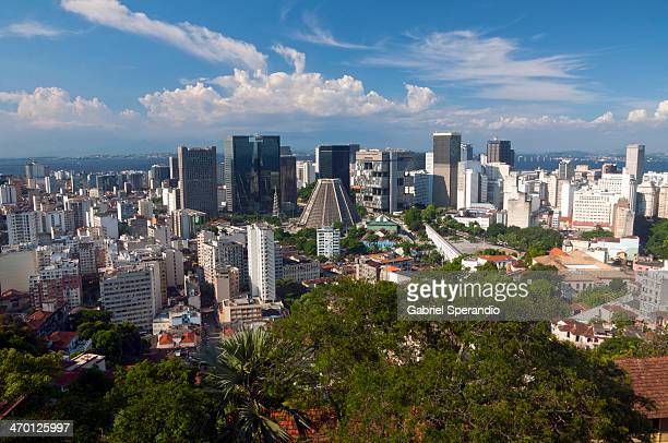 centro do rio / downtown rio - guatemala city stock pictures, royalty-free photos & images
