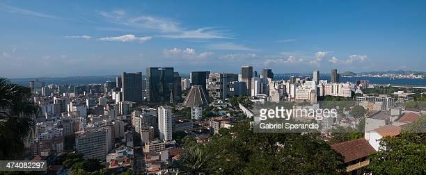 centro do rio / downtown rio - guatemala city stock pictures, royalty-free photos & images