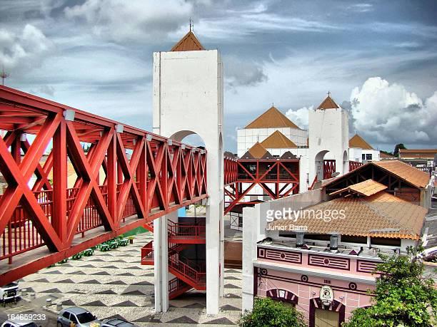 centro dragão do mar de arte e cultura in hdr - arte stock pictures, royalty-free photos & images