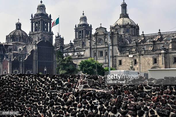 Centro Historico of  Mexico City, Mexico