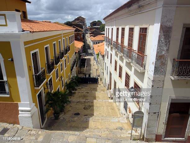 centro historico - sao luis stock pictures, royalty-free photos & images