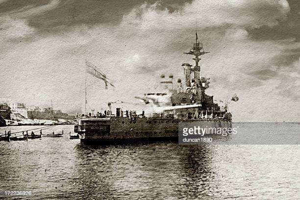 hms centurion - world war ii stock pictures, royalty-free photos & images