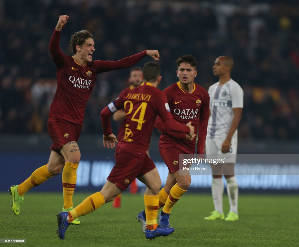 AS Roma v FC Internazionale - Serie A : News Photo