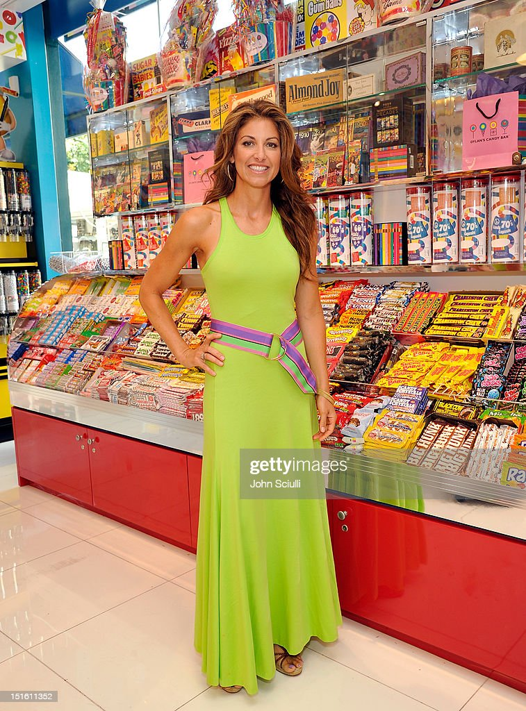 Founder Dylan Lauren attends the Dylan's Candy Bar Los Angeles Opening at Original Farmers Market on September 8, 2012 in Los Angeles, California.