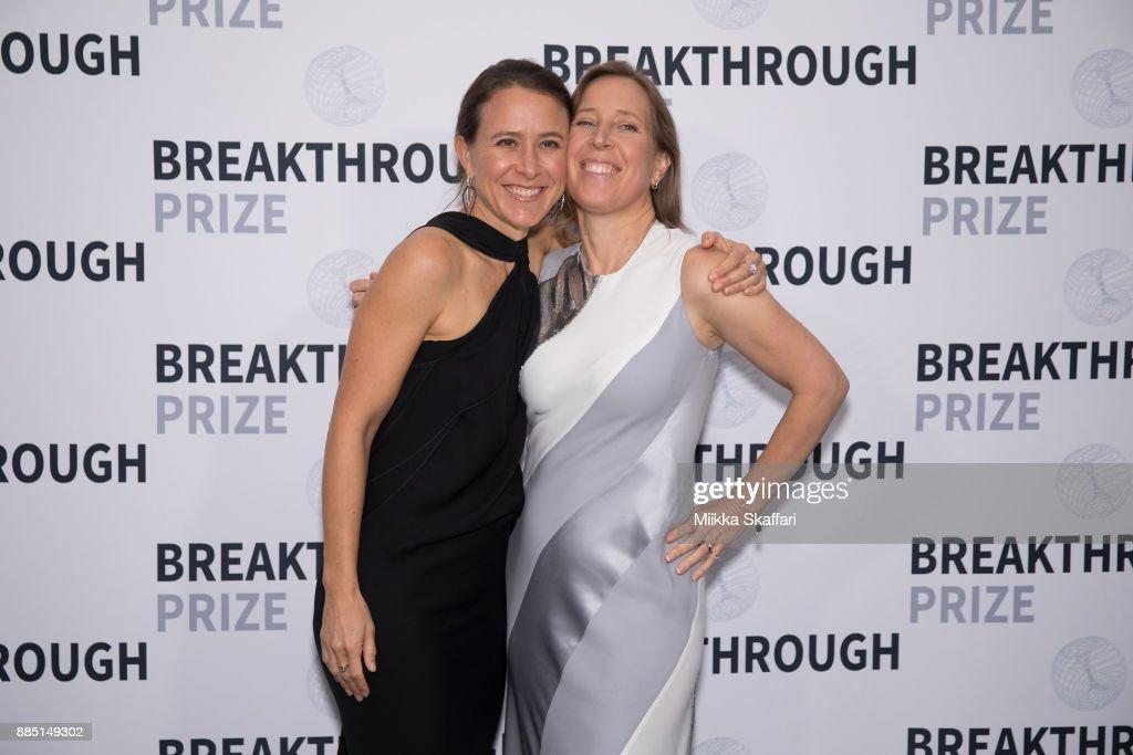 6th Annual Breakthrough Prize - Arrivals : Nachrichtenfoto