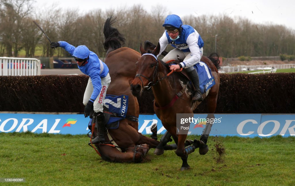 Coral Welsh Grand National : News Photo
