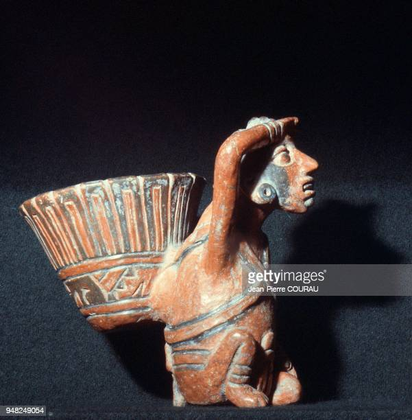 MIXTEC ceramic from the Late Postclassic period Preserved at the National Museum of Anthropology in Mexico Mixteca is located in the present day...