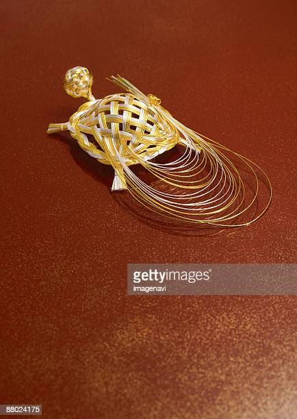 Ceremonial paper cord