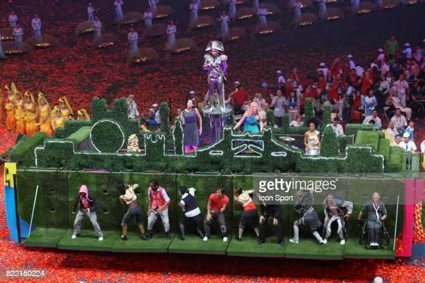 Ceremonie de Cloture Jeux paralympiques 2008 Pekin