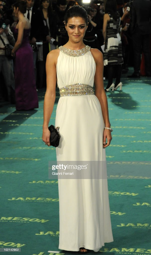 Ceremony of delivery of the cinematographic prizes 'Goya 2009', the actress Olivia Molina, First February 2009, 'Palacio Municipal de Congresos', Madrid, Spain,.