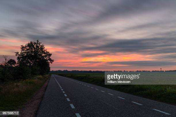 ceresweg twilight - william mevissen stockfoto's en -beelden