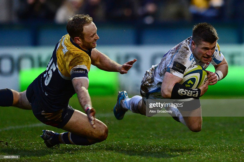 Worcester Warriors v Exeter Chiefs - LV= Cup