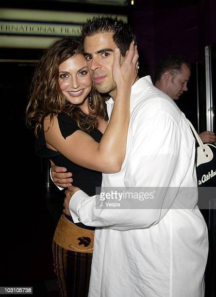 Cerina Vincent and Eli Roth Dir
