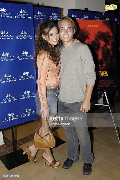 Cerina Vincent and Joey Kern