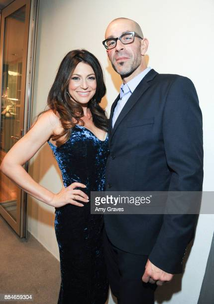 Cerina Vincent and John Estes attends the Jameson Animal Rescue Ranch Presents Napa Wood A Wildlife Relief Benefit For The Animals Of Napa Valley at...