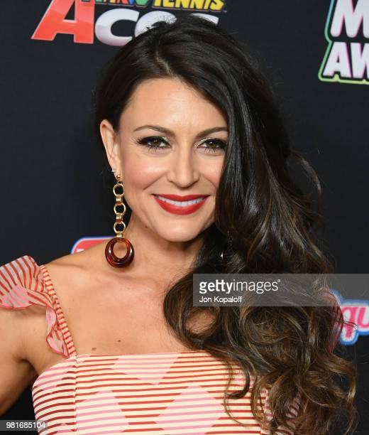 Cerina Vincent attends the 2018 Radio Disney Music Awards at Loews Hollywood Hotel on June 22 2018 in Hollywood California