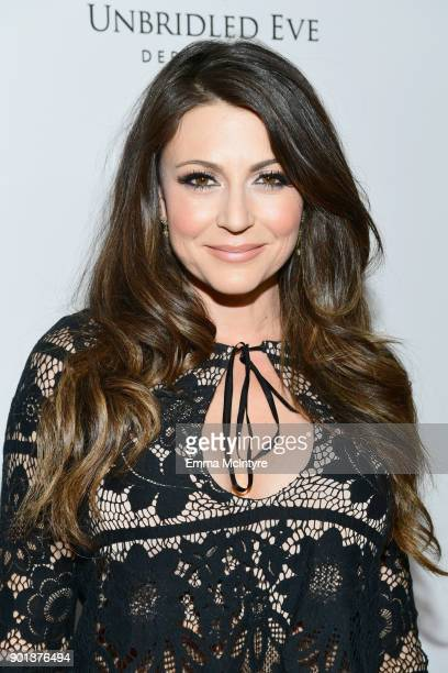 Cerina Vincent attends the SixthAnnual Star Studded Unbridled Eve Gala at Bardot on January 4 2018 in Hollywood California