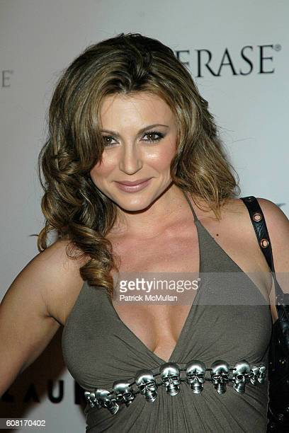 Cerina Vincent attends The Tripper Los Angeles Premiere Arrivals at Hollywood Forever Cemetary on April 11 2007 in Hollywood CA