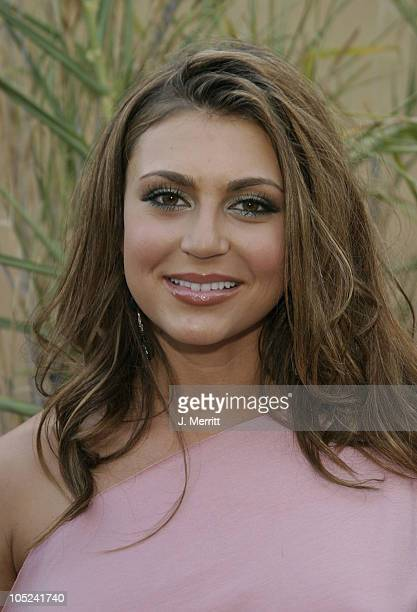 Cerina Vincent during Jeepers Creepers 2 Hollywood Premiere at The Egyptian Theatre in Hollywood California United States