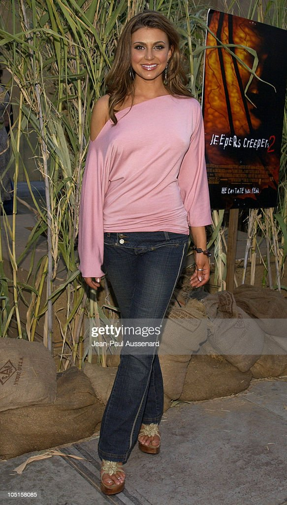 """Jeepers Creepers 2"" Los Angeles Premiere : News Photo"