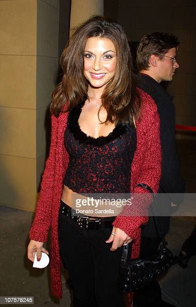 Cerina Vincent during The Highlands Grand Opening Party at The Highlands in Hollywood California